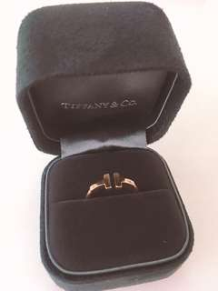 Tiffany T ring