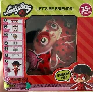 Ladybug surprise ball