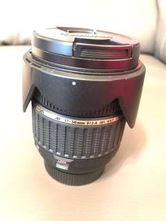 Tamron SP AF 17-50 F/2.8 XR Di II LD Aspherical [IF] (A16) for Nikon