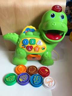 Vtech baby recognises colours & foods