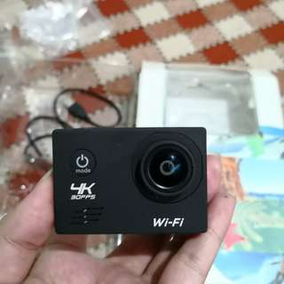 4k Action Camera Ultra HD