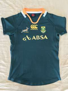 Canterbury South Africa Jersey