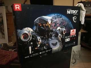 Sapphire Nitro+ RX 570 4GB GDDR5 GPU