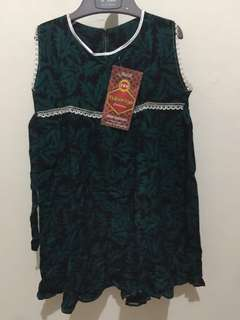 New Dress batik pekalongan