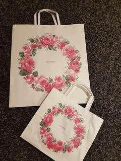 Takashimaya Paper Bag