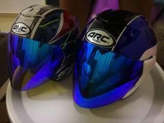 Arc Ritz Helmet taira dan ar4