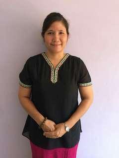 Domestic Maid (Myanmar)
