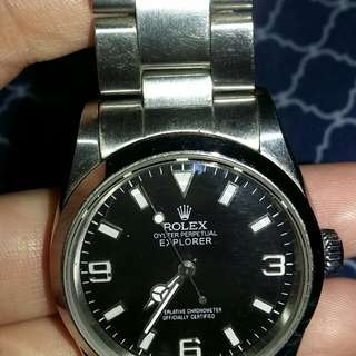 Rolex Oyster Perpetual Explorer Repriced!!!