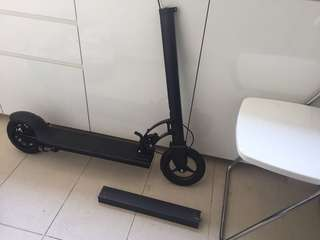 E scooter for parts. Not in working order