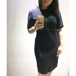 Black dress (for office)