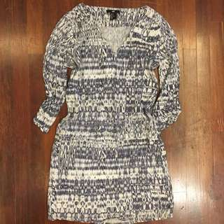 H&M long sleeves dress