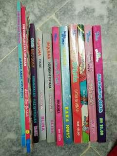 Novel remaja / kanak-kanak