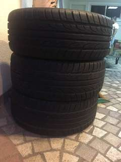 Tracmax One Piece Tire