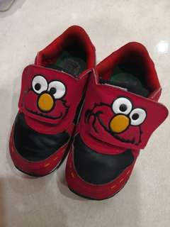 Authentic Puma Elmo Kids Shoes with Box
