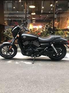 2015年 哈雷 Harley Davidson Street XG750 太古 車況極新 可分期 免頭款