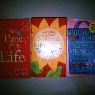 Novel Books Bundle by Sophie Kinsella