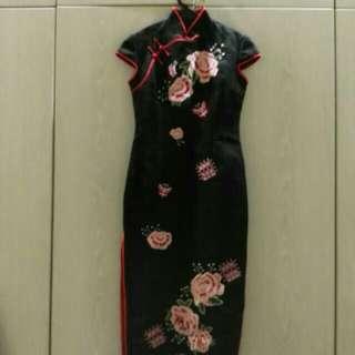 Classic Designer Chinatown Cheongsam