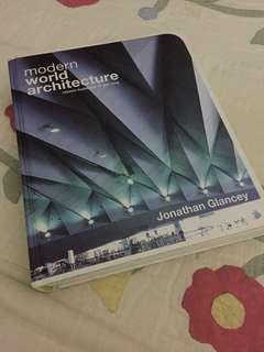 Modern World Architecture Book