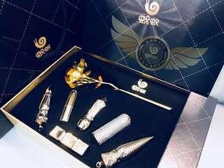 Prestige Luxury Lipstick 6+1 Set