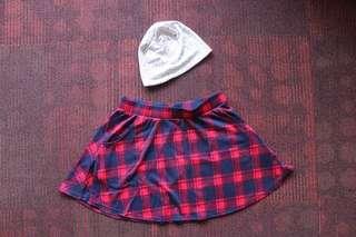 Cotton On School Girl Skirt