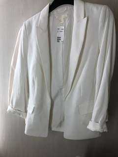 Looking for Doctor White Blazer