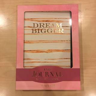 Dream Bigger daily planner