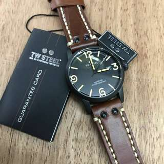 TW steel watch 38 mm