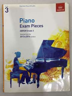 ABRSM Grade 3 Piano Exam Pieces