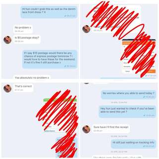 Do not deal with this seller