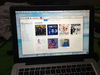 Macbook Pro 13' 2010
