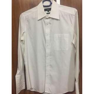 G2000 Man Premium regular fit formal white long sleeves M