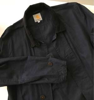 "carhartt wip ""martin coat"" size: small"
