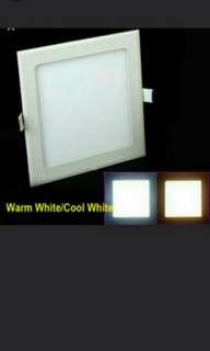 Tri colour selection LED Downlight 12w