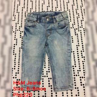 H&M Jeans for baby Boy
