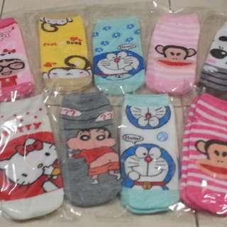 colorful 8 pairs (16pcs) socks