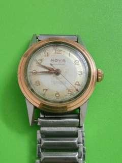 NOVA Manual Wind Vintage Watch