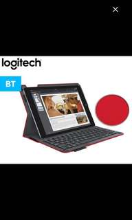 Logitech type+ protective case with keyboard for iPad Air 2