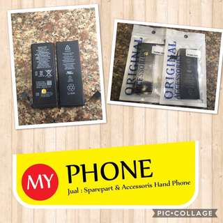 Battery iphone 5S/5C