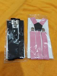 Take all suspender cowok 25rb