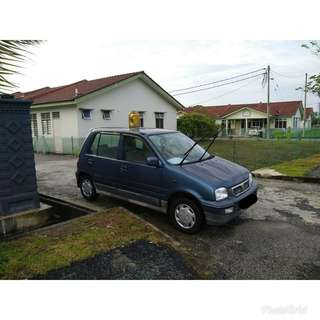 Secondhand car for sale