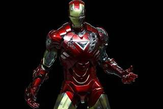 Hot Toys 1/6 ironman mark 6
