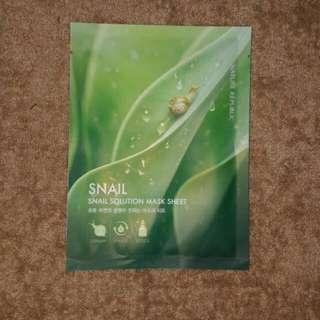 Nature republic snail mask