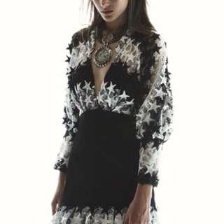 Asilio Star dress size 10