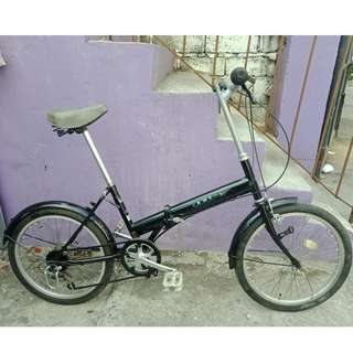 FAMERS FOLDING BIKE (FREE DELIVERY AND NEGOTIABLE!)