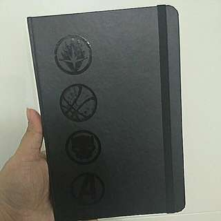 Notebook Avengers Hardcover