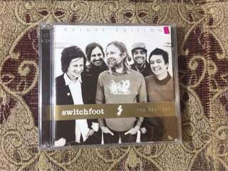 Switchfoot The Best Yet CD+DVD