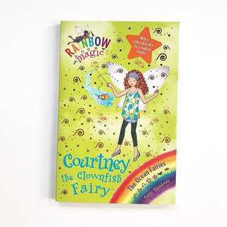 Rainbow Magic: Courtney the Clownfish Fairy by Daisy Meadows