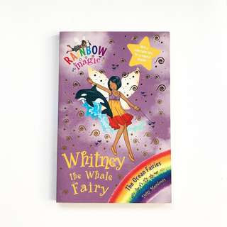 Rainbow Magic: Whitney the Whale Fairy by Daisy Meadows, Second-Hand Book