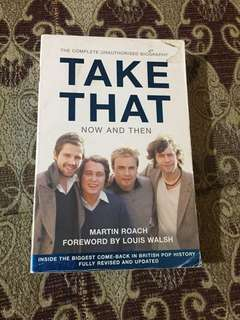 Take That (Boy Band) Book