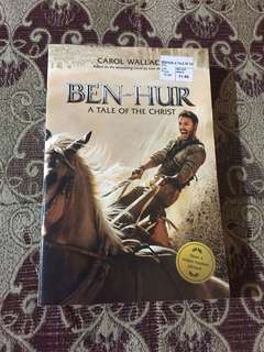 Ben-Hur Book